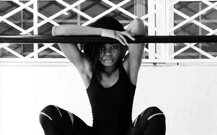 Marianne, danseuse professionnelle