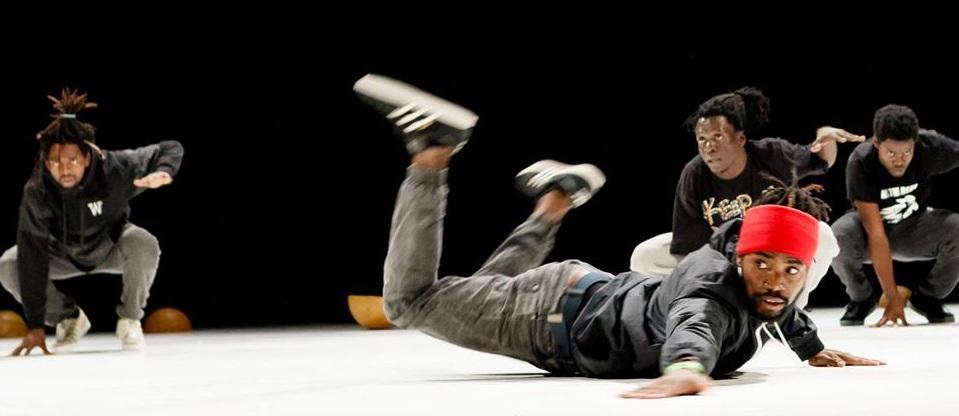 Stecky Blaise (X-Trem Fusion), danseur