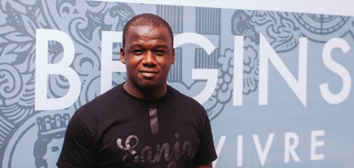 Brice Albin, animateur radio
