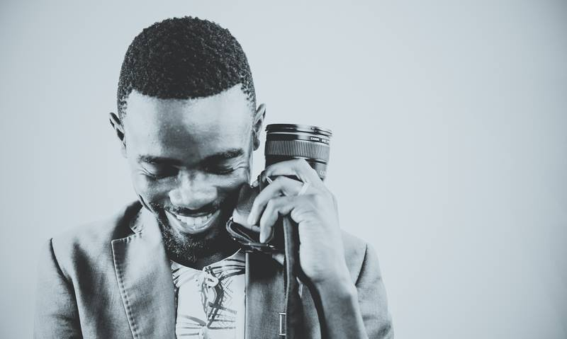 Steve Mvondo, Photographe